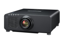 Produktoffensive bei Panasonic Projektoren