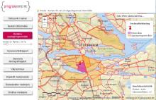 Prisstatistik för bostäder lyfter Prognoscentrets kartverktyg