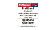 Deutsche Glasfaser Testsieger: Bester Breitbandanbieter im ländlichen NRW und Niedersachsen