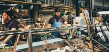 Fortsatt ökning av nya företag i Sverige