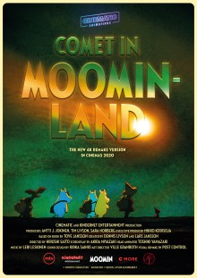SF Studios expands Nordic deal with Cinematic to develop and  distribute new films Comet in Moominland and When the Doves Disappeared