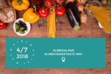 Här är finalisterna i Almedalens klimatsmartaste mat