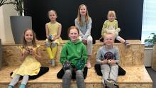 Kesäkerho helpottaa Visma-perheiden arkea Lappeenrannassa