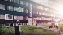 Arkitema vinder omfattende renoveringsopgave i Tilst ved Århus