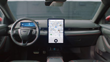 Ford med nytt infotainment-system som blir bedre med tiden