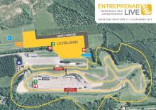 Entreprenad Live till Ring Knutstorp, 12-14 september 2019