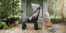 Stroller Week  - Traveling with a toddler