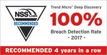 Trend Micro i topp när det gäller upptäckt av intrångsförsök