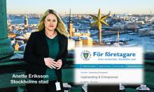 Konkurrens på lika villkor när Stockholm gör inköp