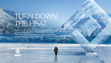 Epson Partners with National Geographic to Turn Down the Heat in the  Fight against Climate Change