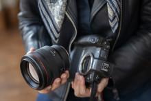 Nyt ikonisk objektiv – RF 85mm F1.2L USM – med Canons hidtil højeste opløsning
