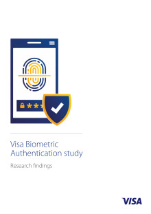 Visa Biometric Authentication study - Research findings