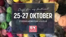 Färg, form och skaparkraft på Sy- & Hantverksfestivalen