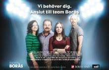 Team Borås stärker större evenemang i Borås