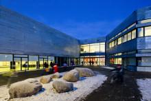 Nordstjernen stråler/Officiel indvielse af Nordstjerneskolen ved undervisningsminister Christine Antorini