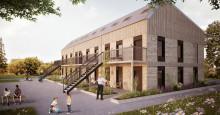Ebab har skapat ett hållbart och snabbyggt koncepthus