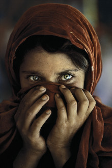 Artist Talk: Steve McCurry