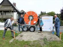 Glasfaser für Modautal: ENTEGA und Deutsche Glasfaser verkünden Start des Netzausbaus