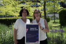 Digitaler Storyteller des Jahres - Wir haben gewonnen!