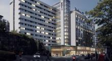 I dag gjenåpnet deler av Hotell Atlantic i Stavanger