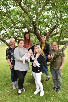 Fristed og støtte til unge mødre