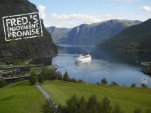 Fred. Olsen enhances its industry-leading 'Enjoyment Promise' to showcase its commitment to attracting new guests
