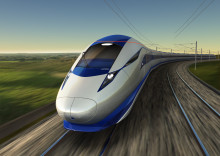 How is Britain already benefitting from Hitachi's work on HS2?