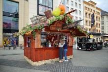 So vielfältig wie nie: Das Weinfest auf dem Leipziger Markt