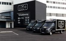 Nytt Mio-lager i Stockholm ska öka precisionen och snabbheten!