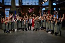 Danmarks nye madkonkurrence er landet: Byd velkommen til 'Family Food Fight - Danmark' på Kanal 5