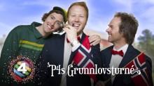 P4 feirer grunnlovsjubiléet med 17. dagers 17. mai-fest gjennom Norge