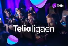 Telia blir hovedsponsor for e-sportligaen