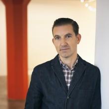 Richard Julin blir konstnärlig ledare för Accelerator