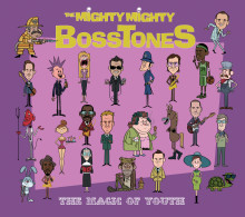 MIGHTY MIGHTY BOSSTONES - Nytt album 9/12!