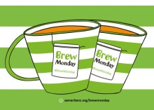Samaritans encourages travellers to take time out on Brew Monday