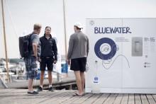 Östersjön kan rädda Sandhamns hotande dricksvattenbrist