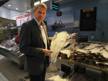 Record Norwegian codfish exports in October