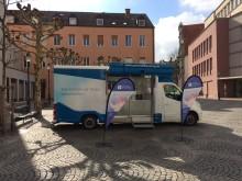 Beratungsmobil der Unabhängigen Patientenberatung kommt am 12. März nach Augsburg.