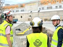 """""""Postens betongjätte snart hem för Stockholmsbussar"""""""