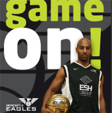 Newcastle Eagles v Leicester Riders