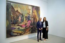 G2 Kunsthalle präsentiert 25 Werke des Künstlers Neo Rauch