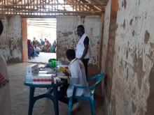 Moçambique: Humanitära behoven ökar när fler tvingas på flykt