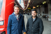 Nytt samarbete mellan MTR Express och Uber