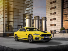 Ford Mustang Mach 1 míří na český trh!