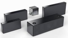 Sony présente son nouveau design « Blend-In » - Enceintes, micro chaines et radio-réveils
