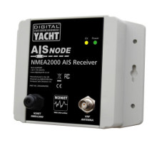 Novo AISnode NMEA 2000 AIS Receiver da Digital Yacht