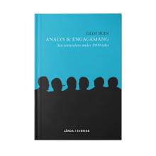 Ny bok!  Olof Ruin skärskådar sex statsvetare verksamma under 1900-talet