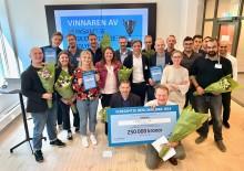 Rekryteringstjänst vinnare i Verksamt.se Data Challenge
