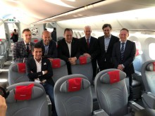 Norwegian laskeutui ensimmäisen kerran Etelä-Amerikkaan – yhtiö sai lämpimän vastaanoton Argentiinan viranomaisilta