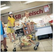 Tyskland hetaste färjedestinationen i höst - shopping, mat och dryck lockar svenskarna